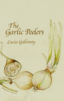 The Garlic Peelers front cover
